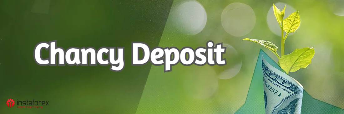 Chancy Deposit – InstaForex